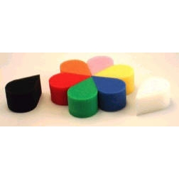 Petal Sponge 8 Color for Face Painting