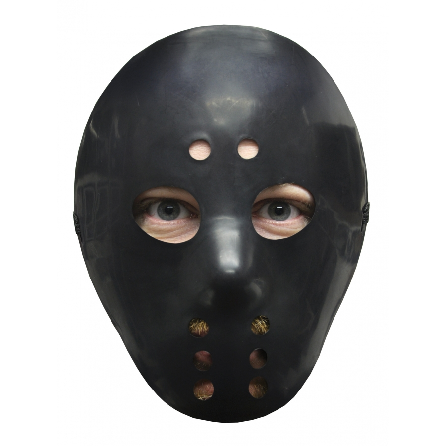 HOCKEY MASK BLACK