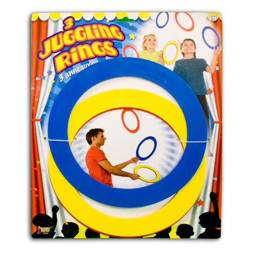 Juggling Rings Set of 3