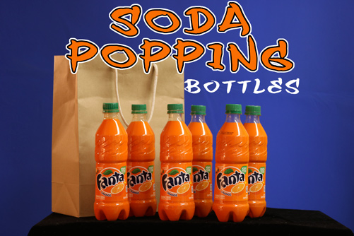 Soda Poppin Bottles from Bag 6