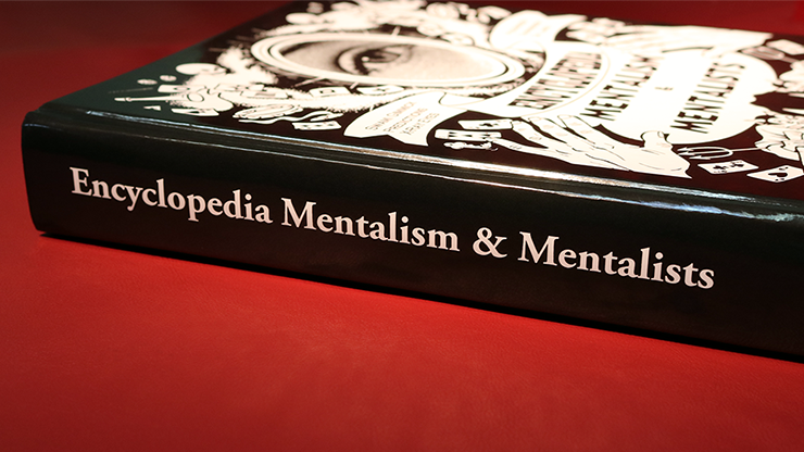 13 Steps to Mentalism PLUS Encyclopedia of Me