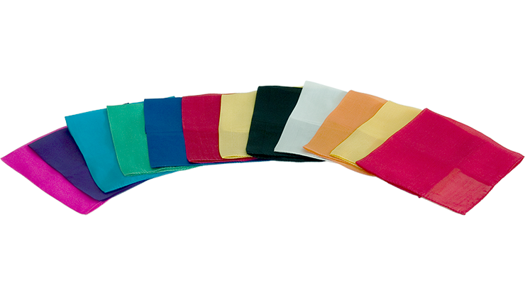 18 inch Silk - 12 Pack Assortment