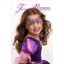 Face Painting Book of Princesses