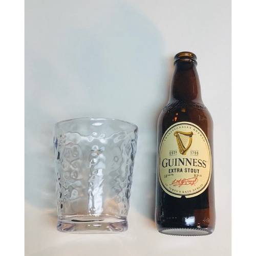 Airborne Guiness Beer Bottle Magnetic Version
