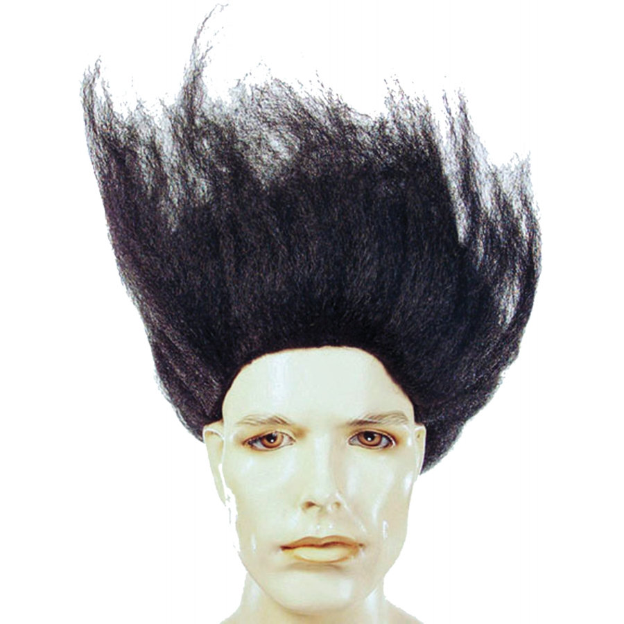 FRIGHT WIG BLACK