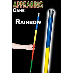 Appearing Cane Recoil Stopper Rainbow