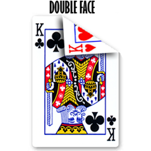Double Face Bicycle Poker