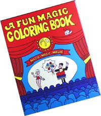 Coloring Book MAGIC