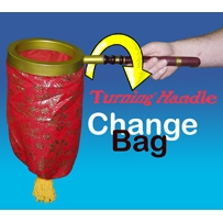 Change Bag Turning Handle