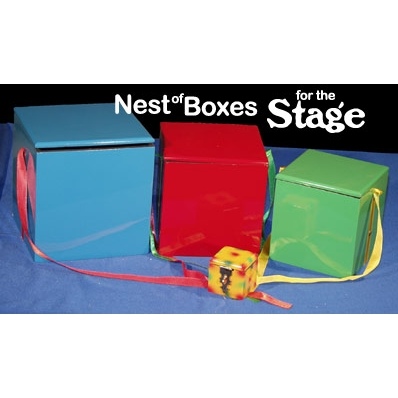 Nest of Boxes Colored -Stage