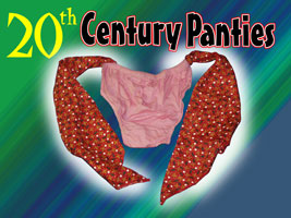20th Century Comedy Panties Silks
