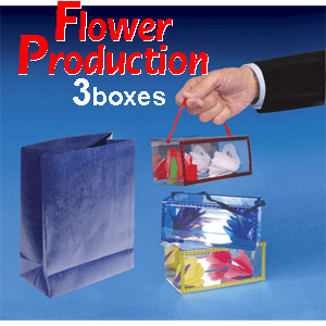 Flower Box Production 3 Boxes