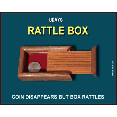 Rattle Box by Uday