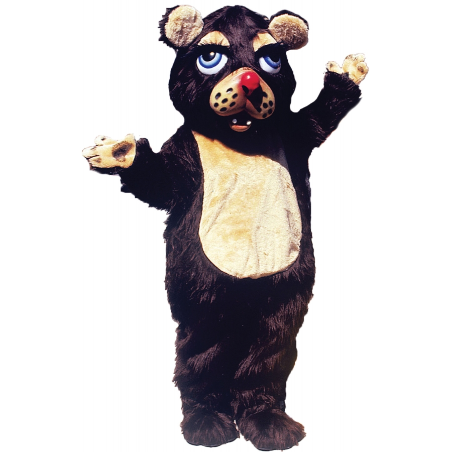 BARNABY BEAR AS PICTURED