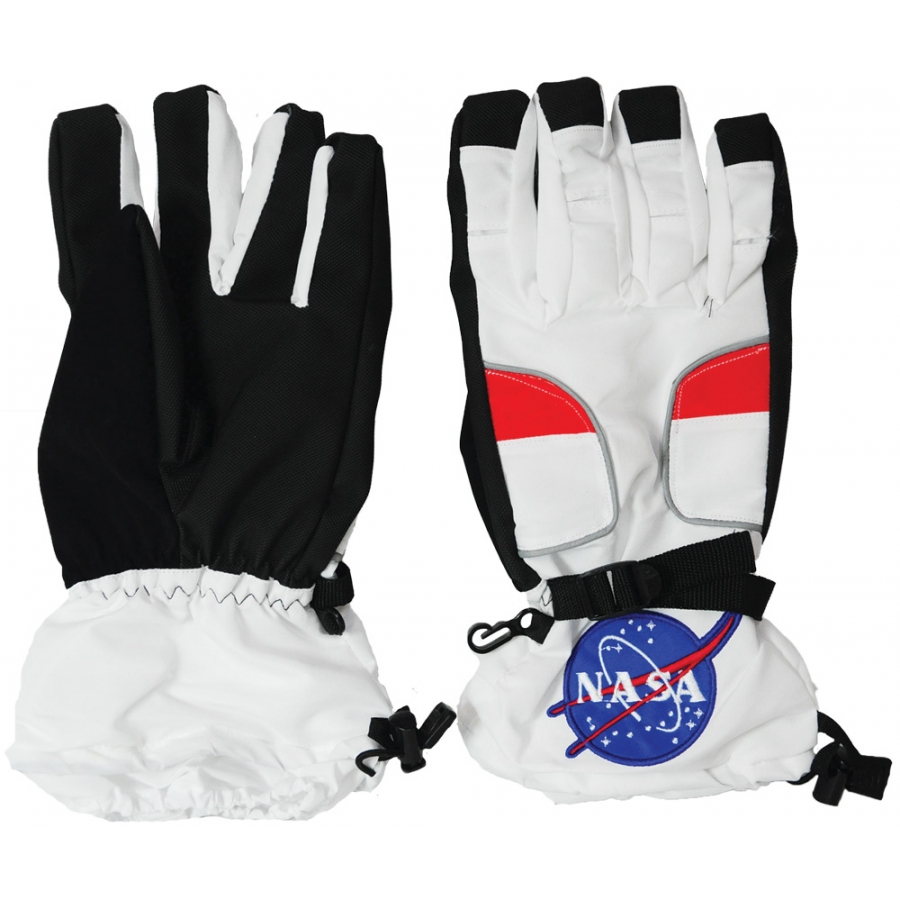ASTRONAUT CHILD GLOVES MEDIUM