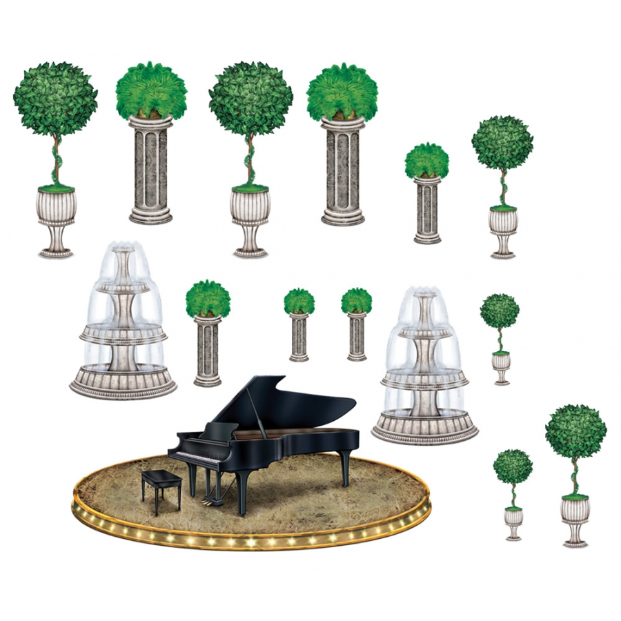 BLACK TIE PIANO AND DCOR