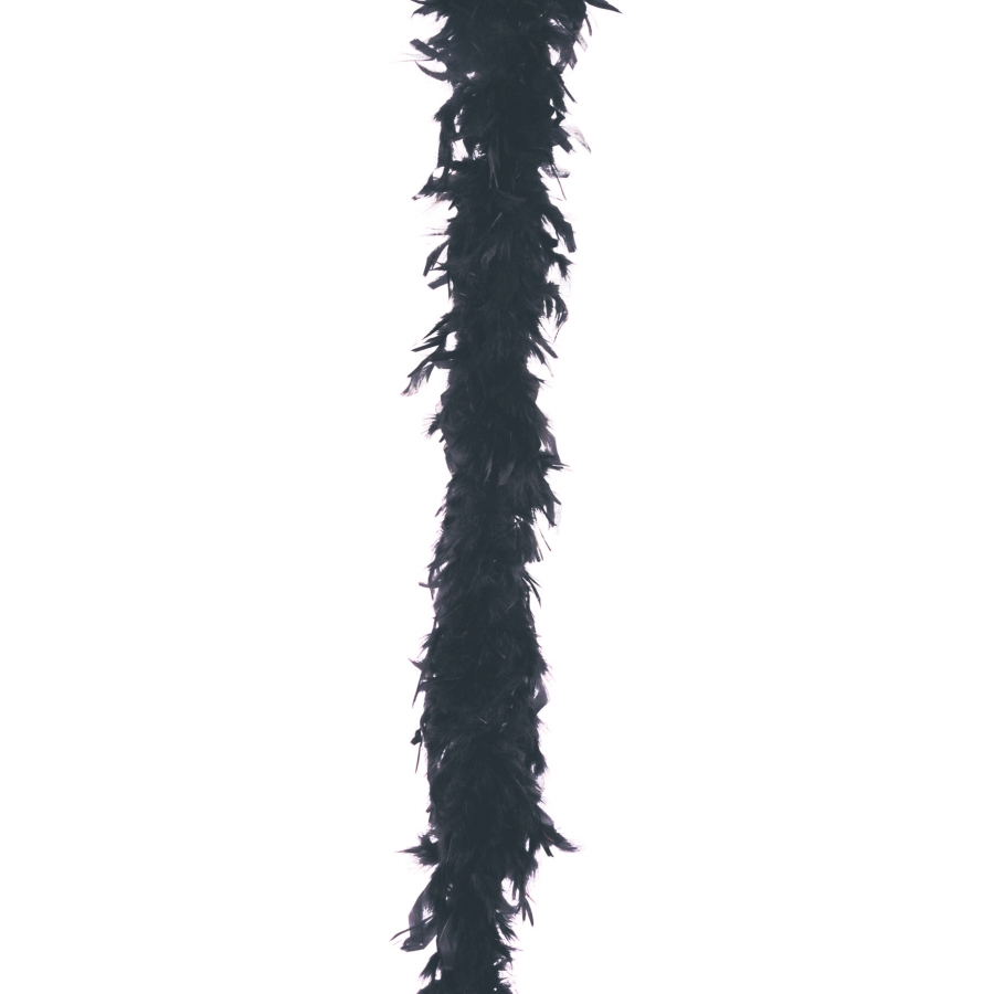 BOA FEATHER 40 GRAM BLACK