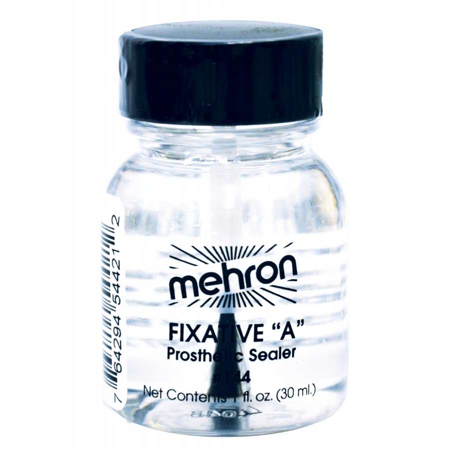 FIXATIVE A 1 OZ W BRUSH