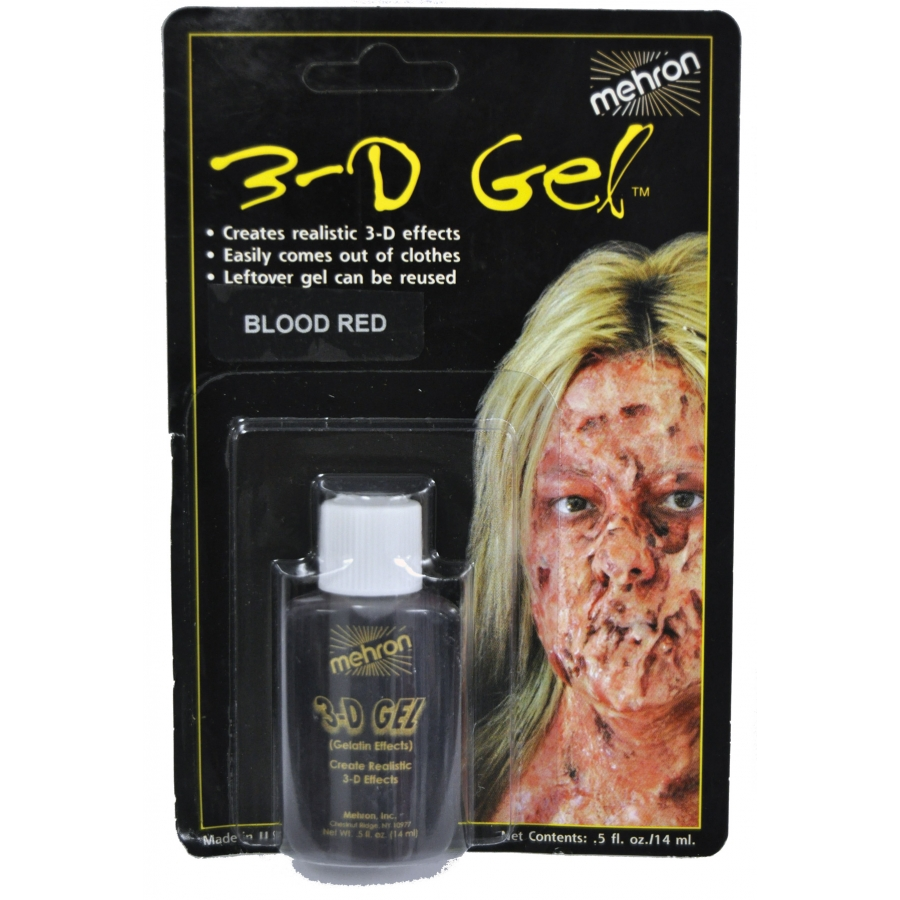 3D GELGEL EFFECTS BLOOD