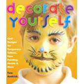 Decorate Yourself Face Painting Book