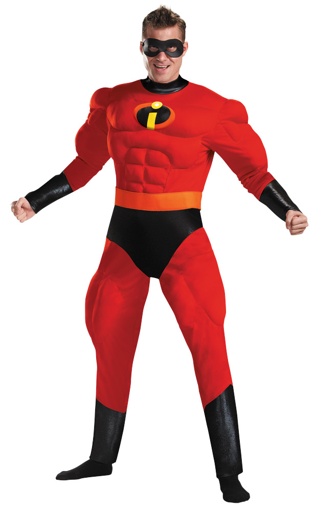 MR INCREDIBLE DLX MUSCLE 50 52