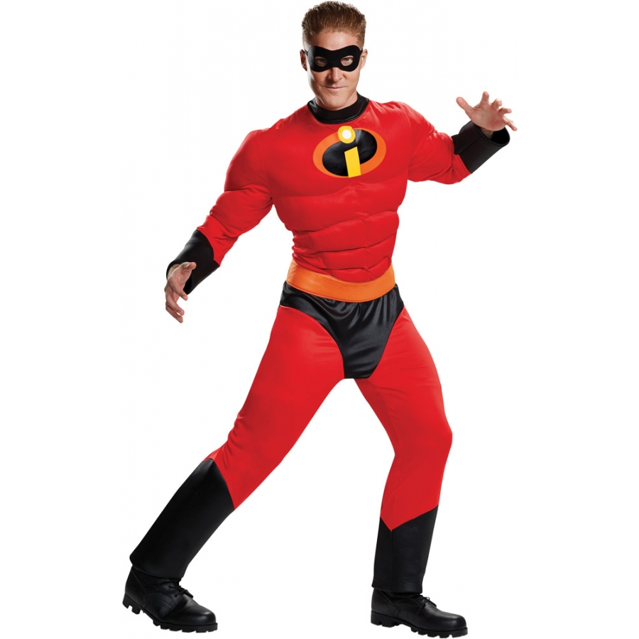 MR INCREDIBLE AD MUSCLE 50 52