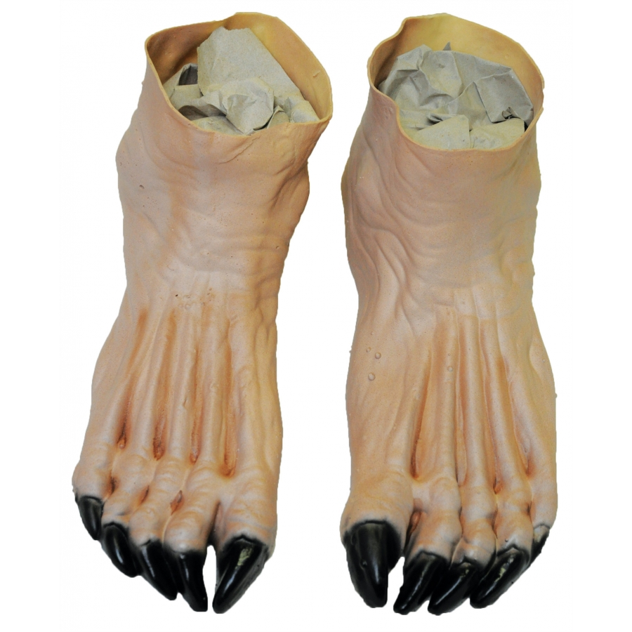 MONSTER FEET FLESH