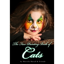 Face Painting Book of Cats