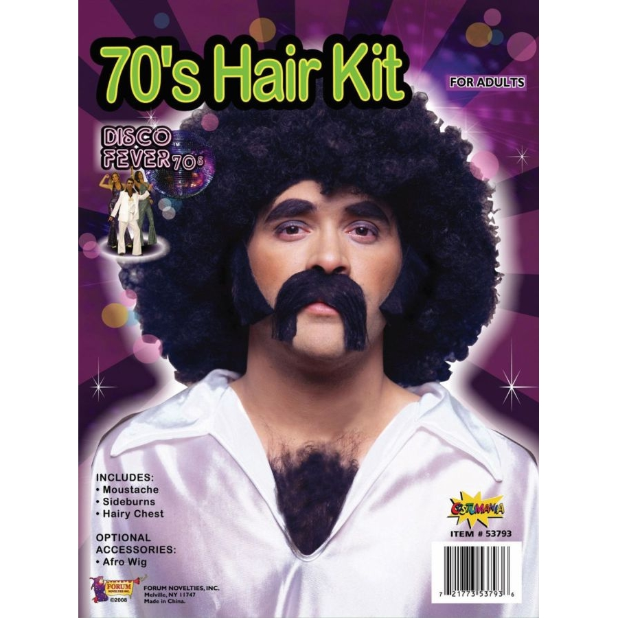 DISCO HAIR KIT