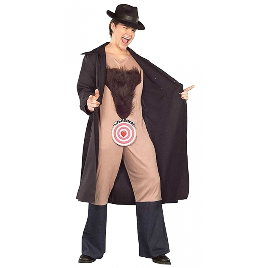 FLASHER COSTUME (ADULT)