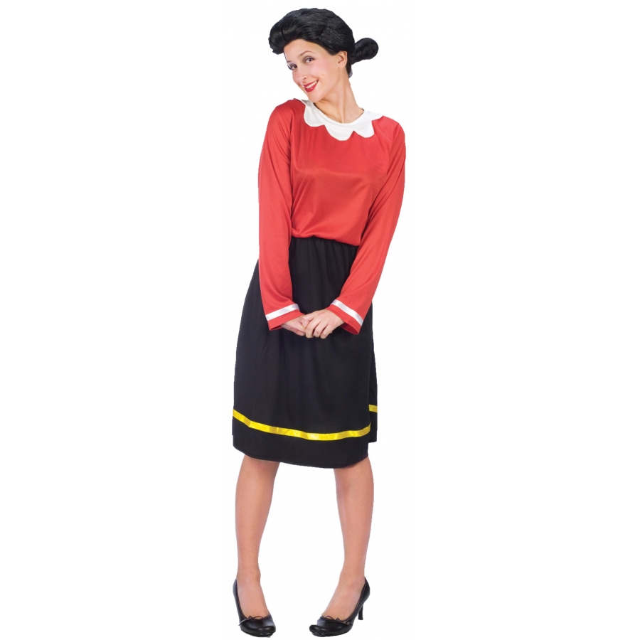 OLIVE OYL ADULT MEDIUM LARGE
