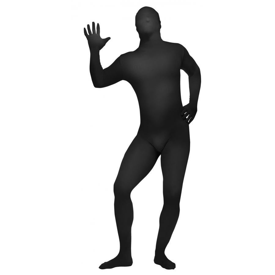 SKIN SUIT BLACK TEENAD SM