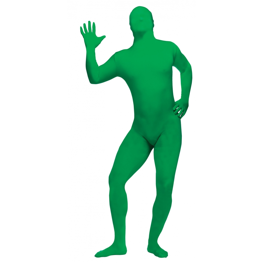 SKIN SUIT GREEN TEENAD SM