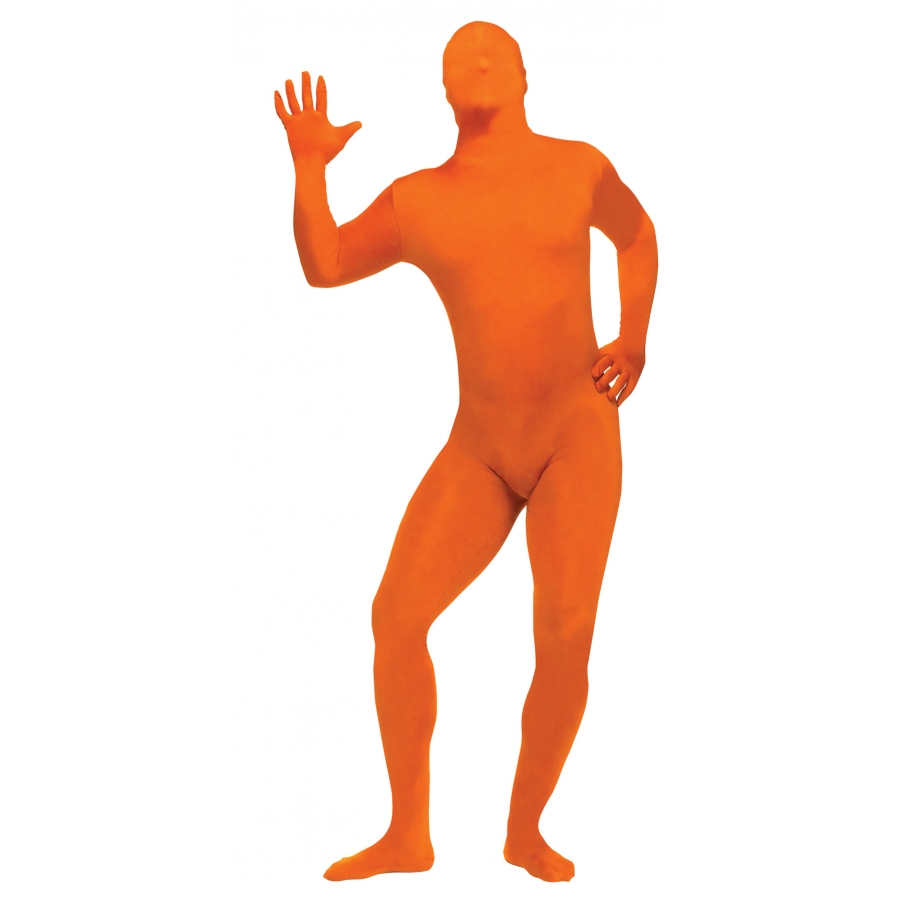 SKIN SUIT ORANGE TEENAD SM
