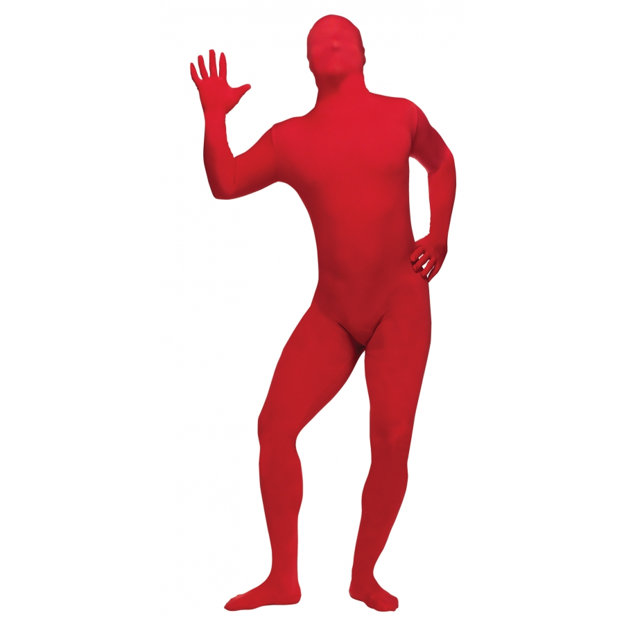 SKIN SUIT RED TEENAD SM