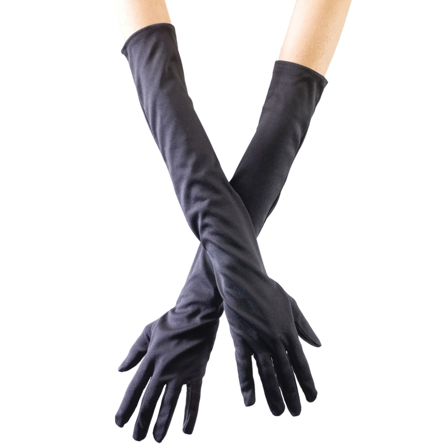 GLOVES OPERA BLACK