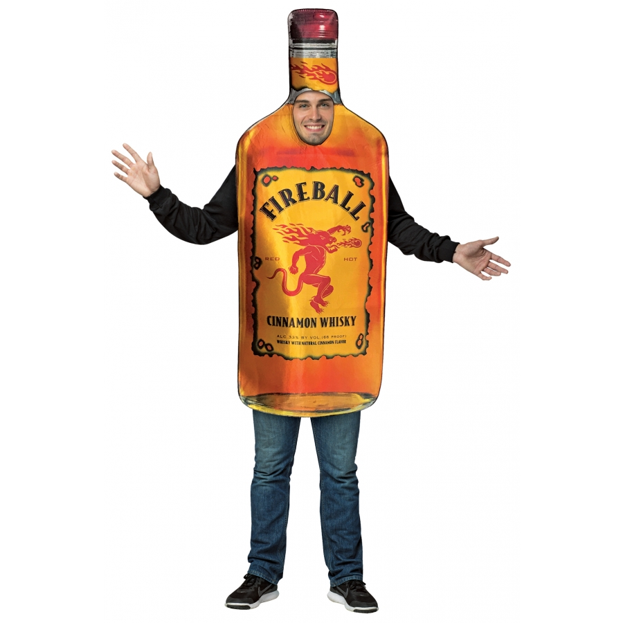 FIREBALL GET REAL BOTTLE