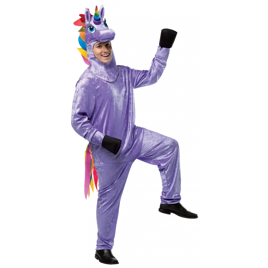 Unicorn Adult Costume by Rasta Imposta