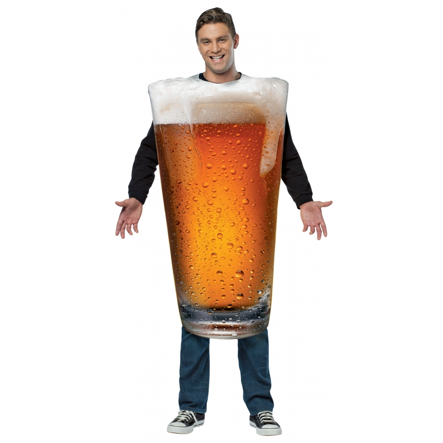 GET REAL BEER PINT ADULT