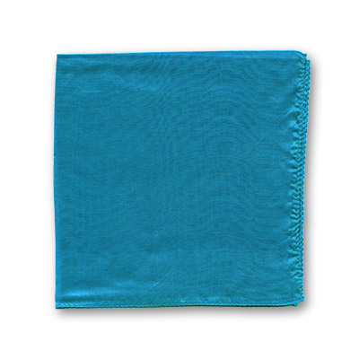 12 inch Silk - Turquoise