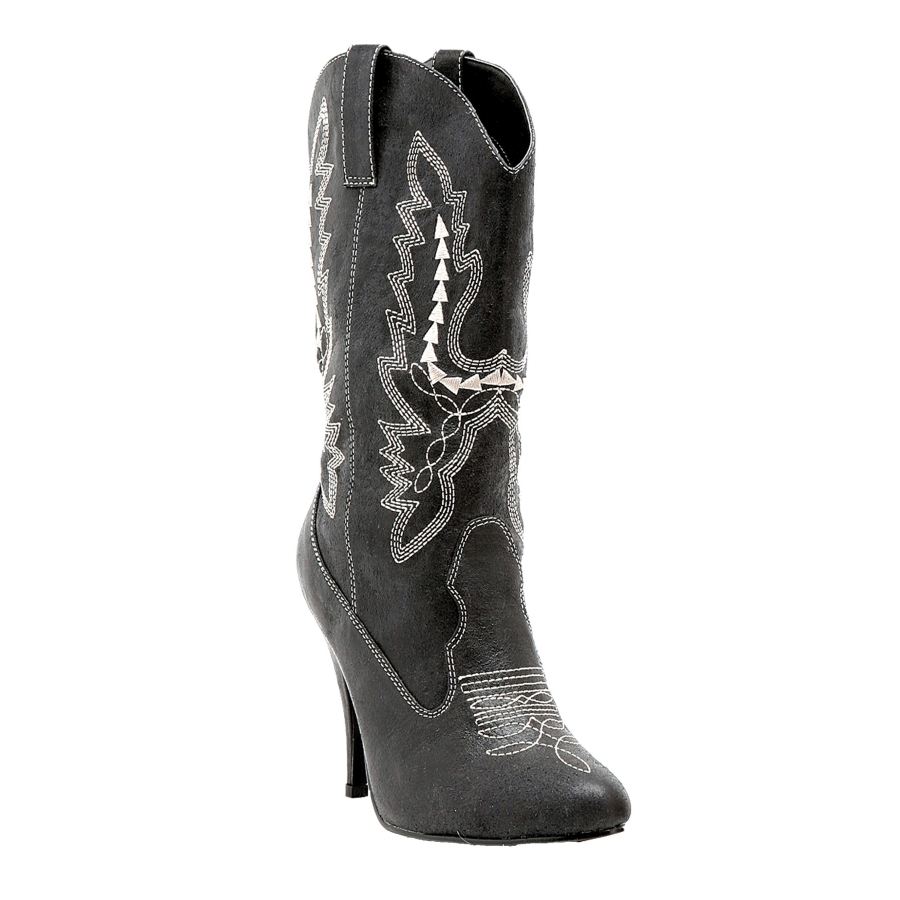 BOOTS COWGIRL BK SZ 9