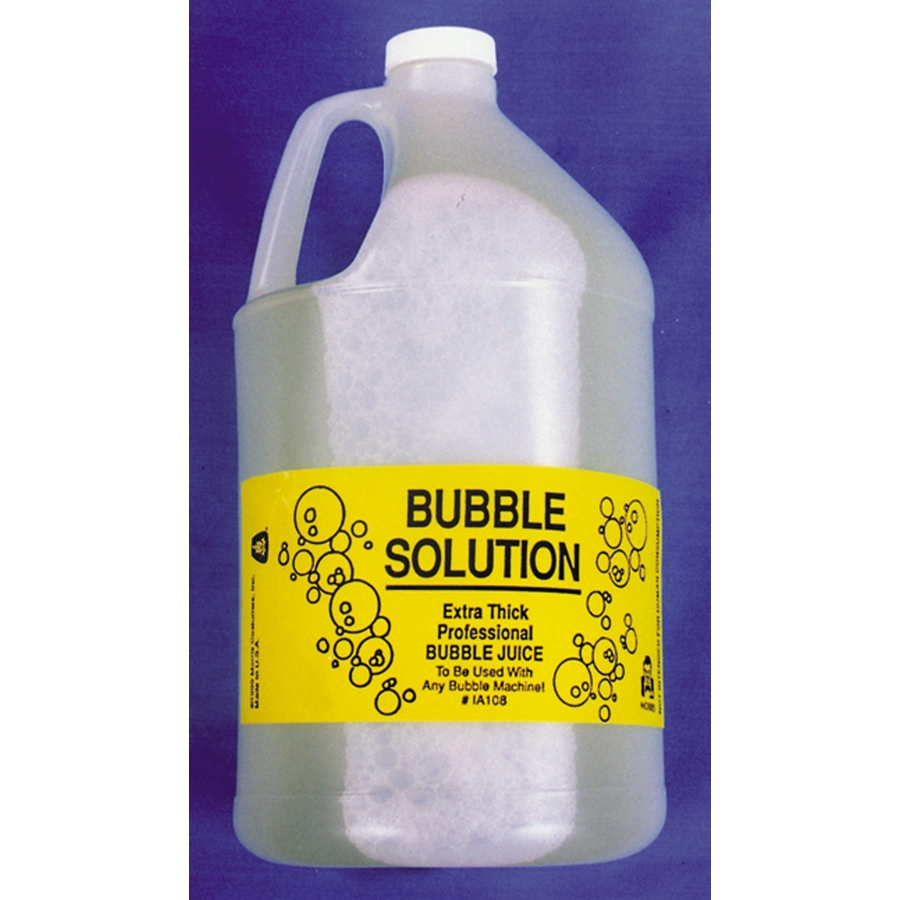 BUBBLE SOLUTION GALLON
