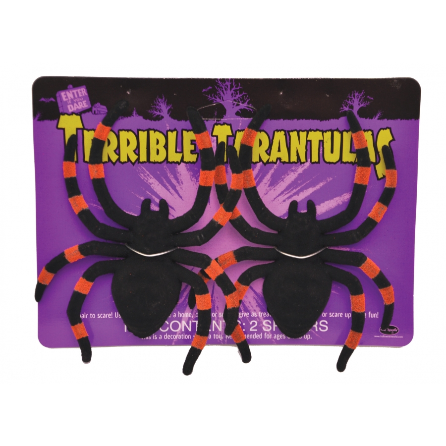 TARANTULA TERRIBLE 1 CARD