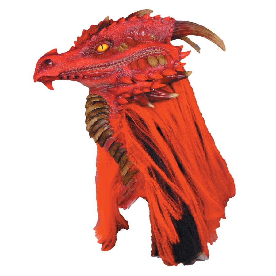 BRIMSTONE DRAGON PREMIERE MASK