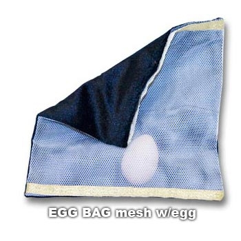 Mesh Egg Bag with Egg