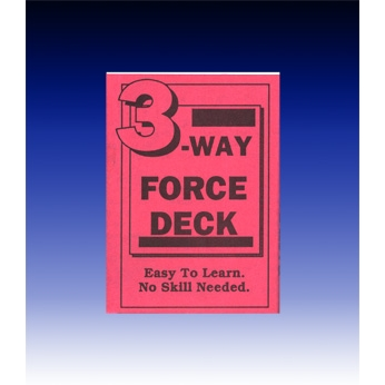 Forcing Deck 3 Way BIKE