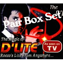 D\Lite PAIR Box Set RED