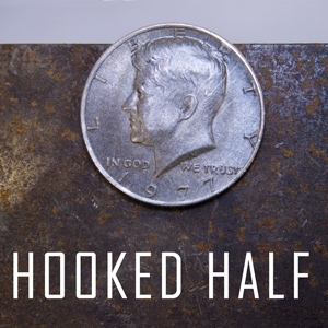 Hooked Coin Half Dollar
