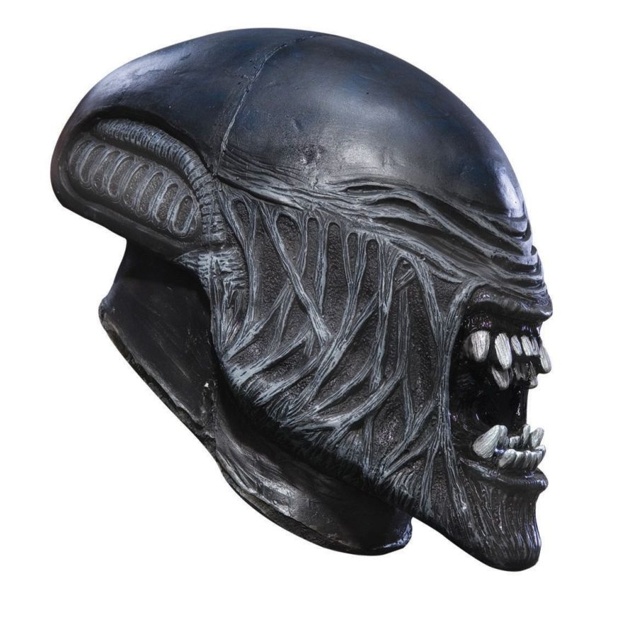 ALIEN CHILD VINYL MASK