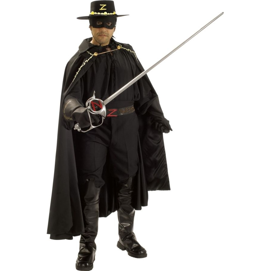 ZORRO GRAND HERITAGE ADULT